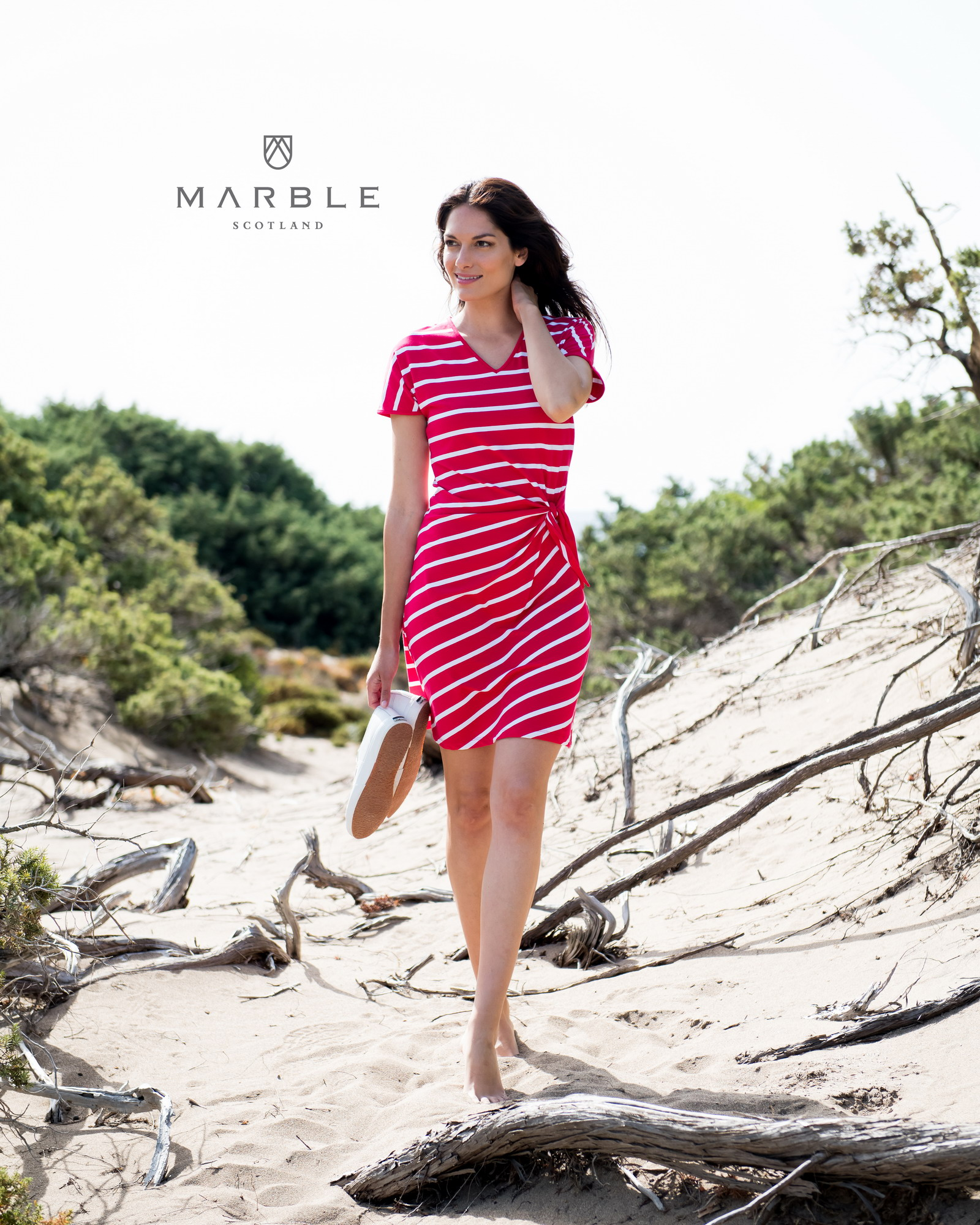 Marble Dress 5645 109