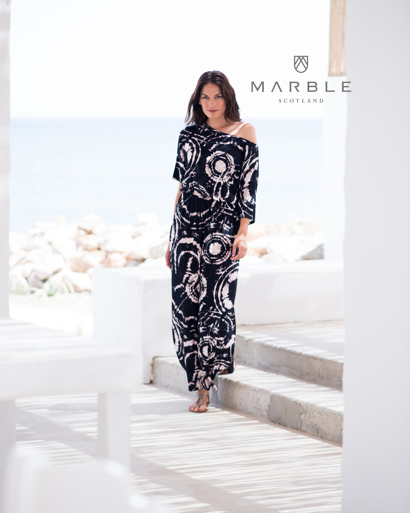 Marble Dress 5754 120