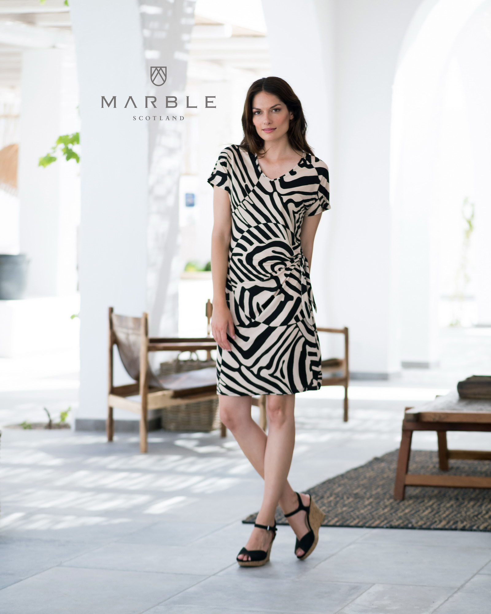 Marble Dress 5767 185