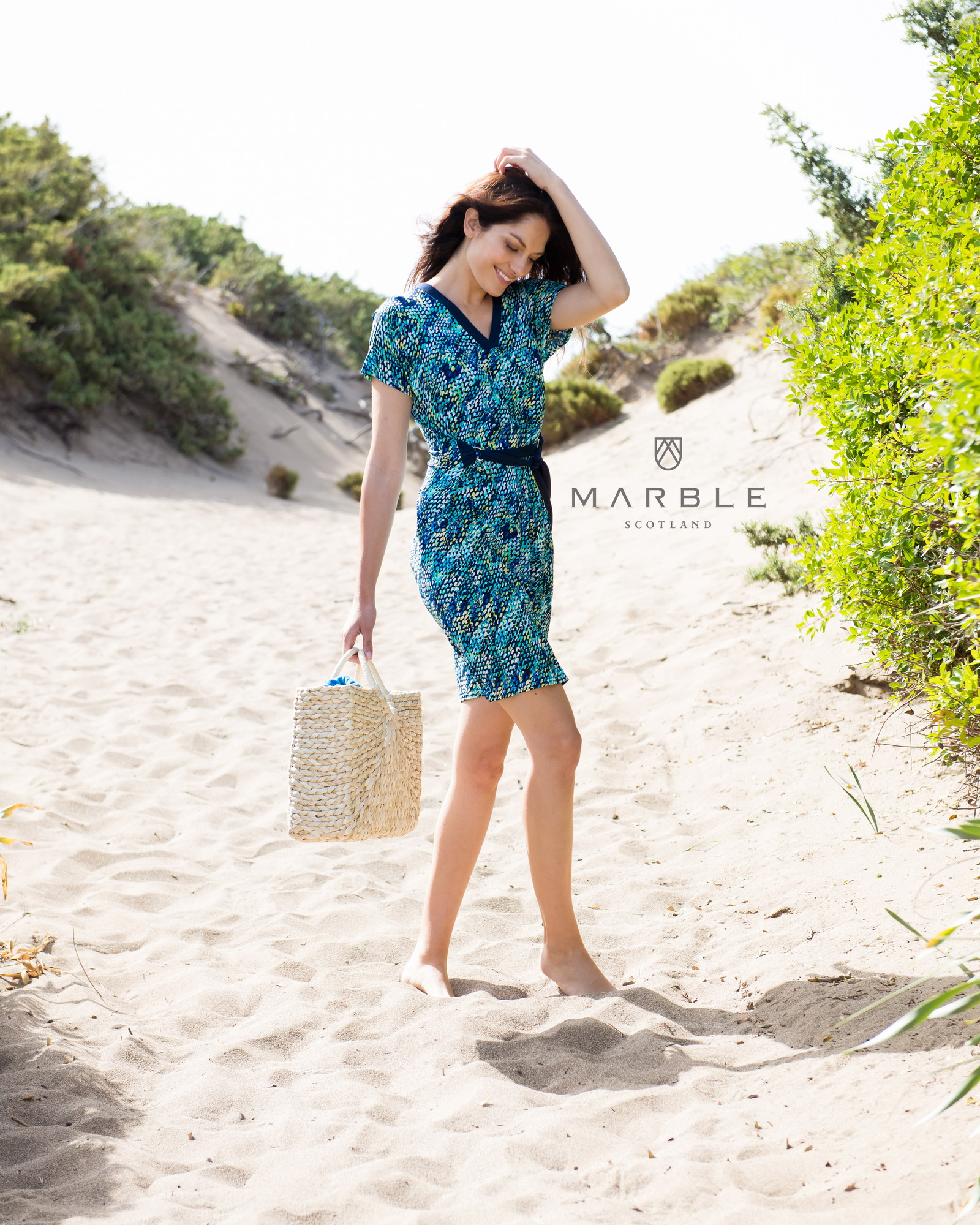 Marble Dress 5768 151